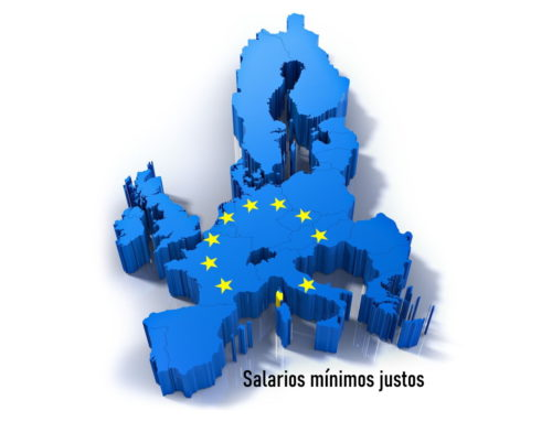 Salarios mínimos justos en la Unión Europea