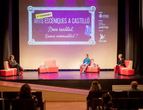 II Congreso de Artes Escénicas en Castellón