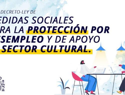 Medidas de protección para el sector cultural