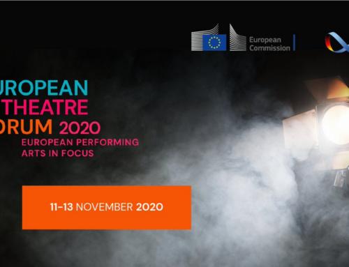 European Theatre Forum 2020 European Performing Arts in Focus
