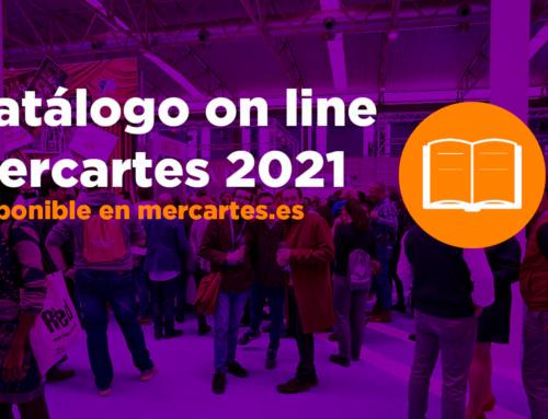Catálogo on line de Mercartes 2021