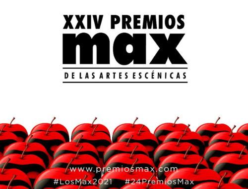 Conoce los candidatos a los XXIV Premios Max