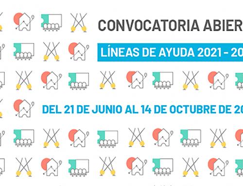 Convocatoria a Iberescena 2021-2022
