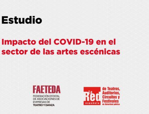 Encuesta sobre el impacto del COVID-19 en las artes escénicas