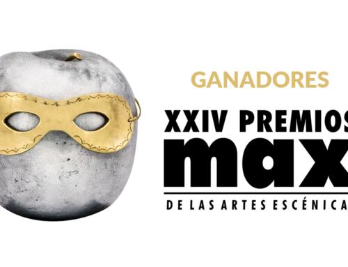 Ganadores de la XXIV edición de los Premios Max