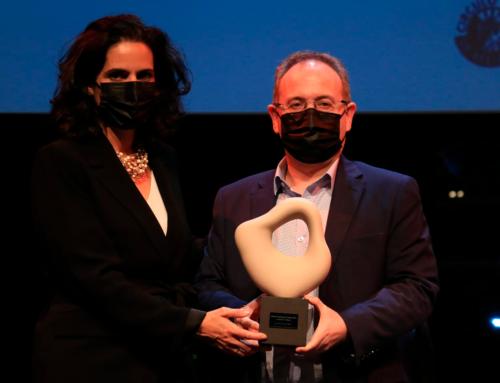 Jesús Cimarro e Isabel Coixet, Premios al Liderazgo Cultural
